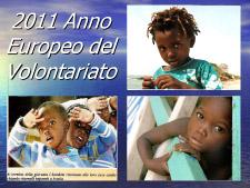 2011 Anno del Volontariato